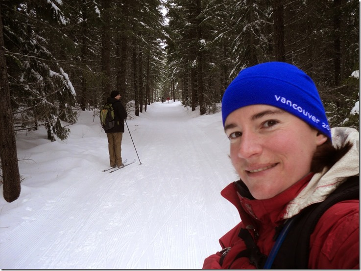Lake Easton Snowshoeing