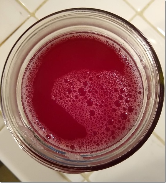 easy cranberry syrup