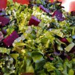 pacific northwest winter green salad